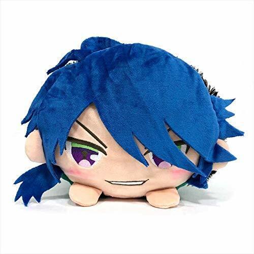 Hypnosismic Arisugawa DICE Cushion Plush Doll Stuffed toy anime JAPAN