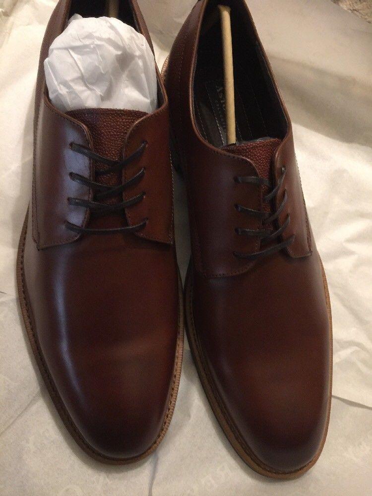 Aston Grey Adayde Oxford Cognac/Brown