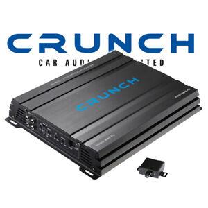 Crunch-GPX1000-1D-Digitale-Monoblocco-Amplificatore-1-Kanal-1000-Watt