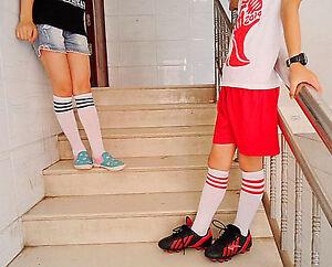 Children-Knees-Medium-high-Soccer-Football-Leg-Sports-Socks-Tights-Stockings