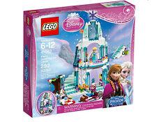 New LEGO Disney Princess Elsa's Sparkling Ice Castle 41062~ Retired