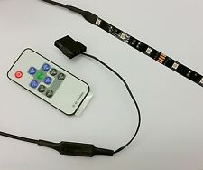 BUDGET PC CASE RGB FLEXI LED STRIP COLOUR CHANGE LIGHT - 20cm STRIP