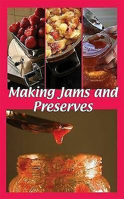 Making Jams and Preserves by Diana Sutton, Acceptable Book (Paperback) FREE & Fa