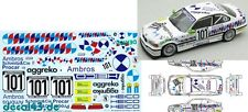 """1/43 Decal BMW M3 E36 Coupe """"HEICO"""" Winner 24h Nürburgring 1994"""