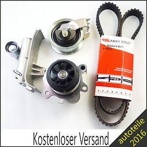 Zahnriemensatz-Spanndaempfer-WASSERPUMPE-fuer-Audi-A4-A6-Avant-VW-Passat-06B109477
