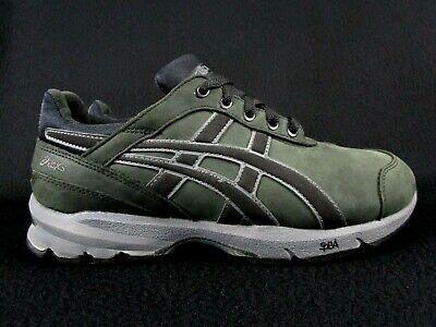 Asics Gel-cardio DuoMax Women's Leather Running Shoes Size 9 Gray Black (QL681) | eBay