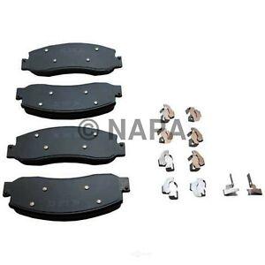 Disc Brake Pad Set Front Napa Rayloc Safety Stop Rss