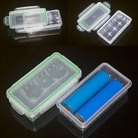 Hartplastik Wasserdicht 18650/16340/CR123A Batterie Aufbewahrungsbox Case IMAX