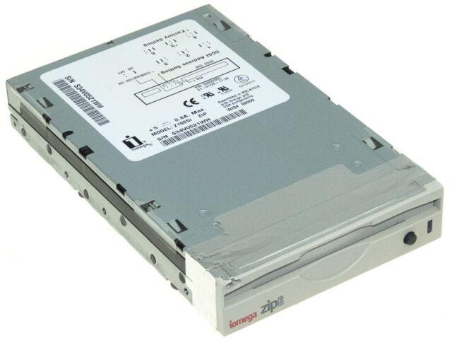 IOMEGA SCSI DRIVERS PC