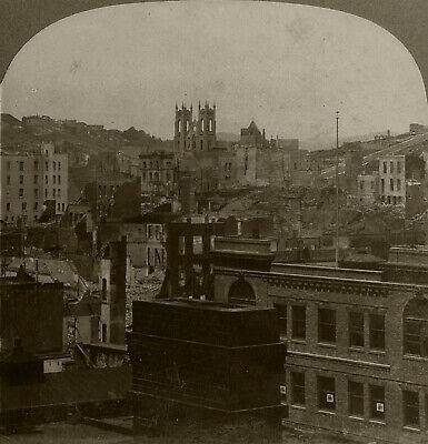 Землетрясение в Сан-Франциско 1906 года. Обсуждение на ... | 400x385