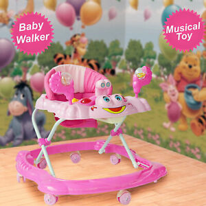 Baby-Walker-Push-Along-Ride-Musical-Toy-First-Steps-Bouncer-Activity-Melody-On