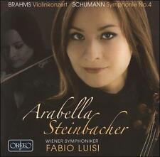 Violin Concerto in D Major Op. 77/Symphony No. 4, New Music