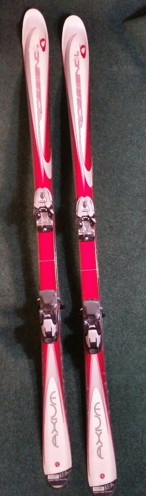 Rossignol Axium Skis with  Marker M3.2 Bindings 177 cm  free and fast delivery available