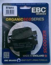 Honda SH300i (2007 to 2016) EBC REAR Organic Disc Brake Pads (SFA415) (1 Set)