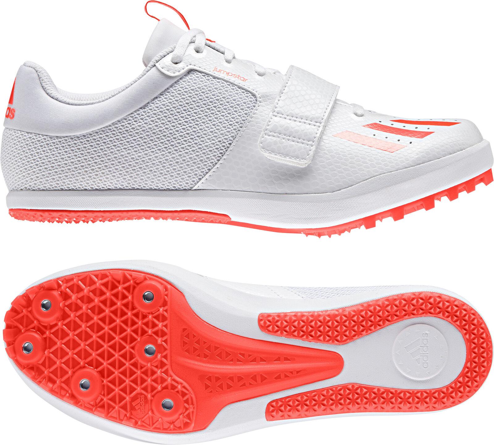 Adidas jumpEstrella Allround Field  event spikes-blanco  más descuento