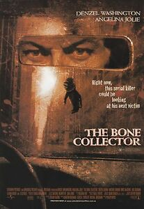 Promotional-Movie-Sheet-THE-BONE-COLLECTOR-1999-Angelina-Jolie-Denzel