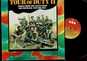 Various-Tour-Of-Duty-II-VINYL-LP-USED-Aussie-press