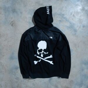 c893b1fd7 Details about North Face x Mastermind Japan World Pullover Hoodie Sz US  Extra Small Asia Small