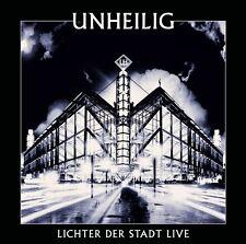 UNHEILIG Lichter der Stadt / Live CD 2012