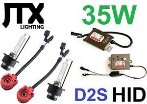 D2S JTX HID Kit 35W JTX