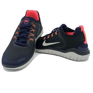 NIB-Nike-FREE-RN-2018-Men-039-s-Running-Shoe-942836-010-Black-Moon-Particle-ALL-SIZE