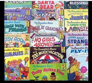 10 Berenstain Bears Books For 18 Popular Kids Readers Free