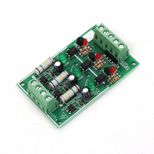 1//4//8 Channel Optocoupler Isolation Module Opto-isolator H//L Level Module Lot
