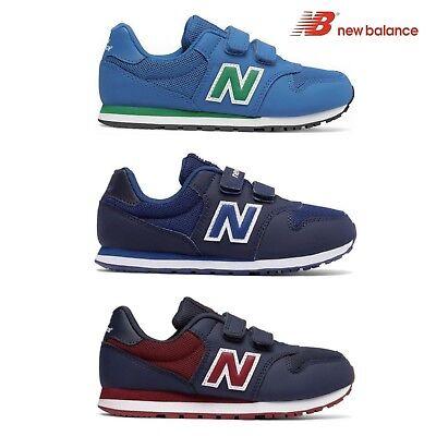 new balance bianche bambino