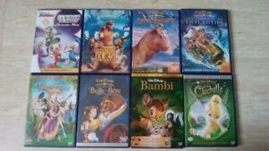 Lot-DVD-Disney