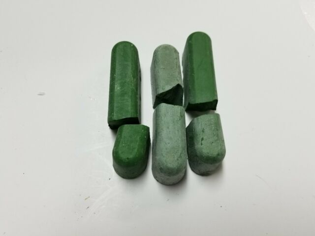 Broken Leather Strop Sharpening Polishing Compounds 3 One Oz.