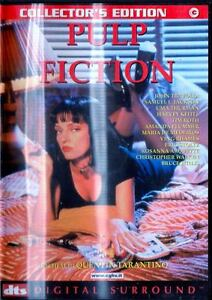 DVD-Pulp-Fiction-TARANTINO-CULT-Collector-039-s-Edition-2-DISCHI-RARO-ITALIANO