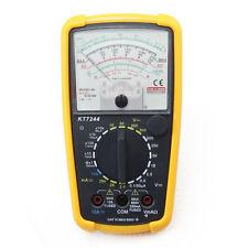 KTI KT7244 Sensitivity Analog Multimeter Volt Resistance Meter AC DC OHM Tester