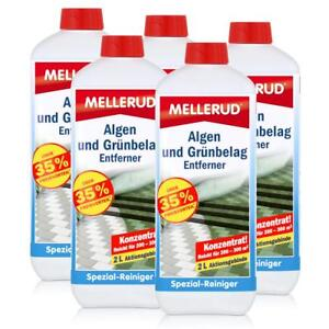 5x Mellerud Algen Und Grunbelag Entferner 2l Ebay
