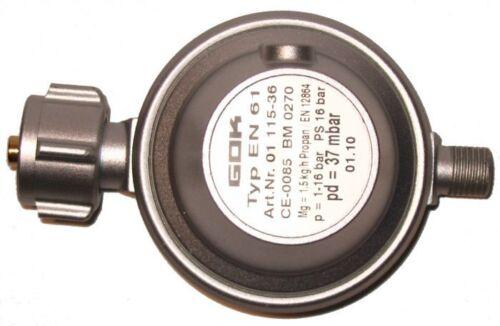 Druckregler Druckminderer 37mbar *CFH-37*