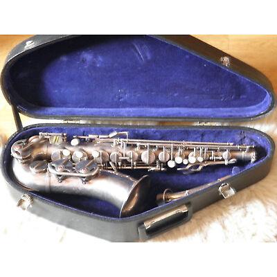 Amati Kraslice Classic Deluxe Alt Saxophon mit Koffer