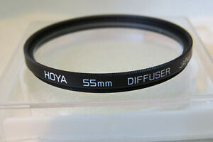 Hoya 55mm Diffuser Filter - Great For Portait Work Or Landscape (A)