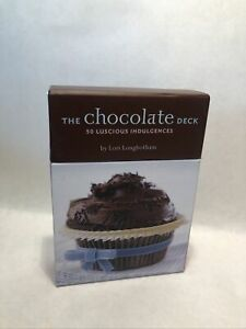 The Chocolate Deck : 50 Luscious Indulgences by Lori Longbotham (2005 / 50Cards)