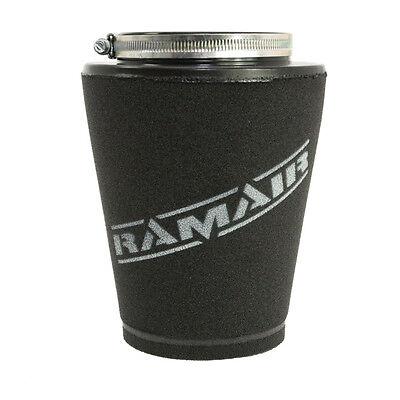 Ramair universal foam air filter induction cone 185mm tall//145mm wide//80mm neck