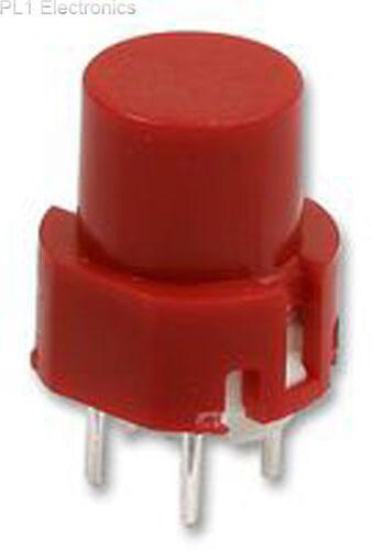 C & k componentes-d6r40f1lfs-Switch, Spst-no, Rojo, 0,1 A, 32vdc, el