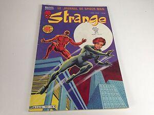 COMICS-EO-REVUE-STRANGE-N-193-1986-marvel-lug