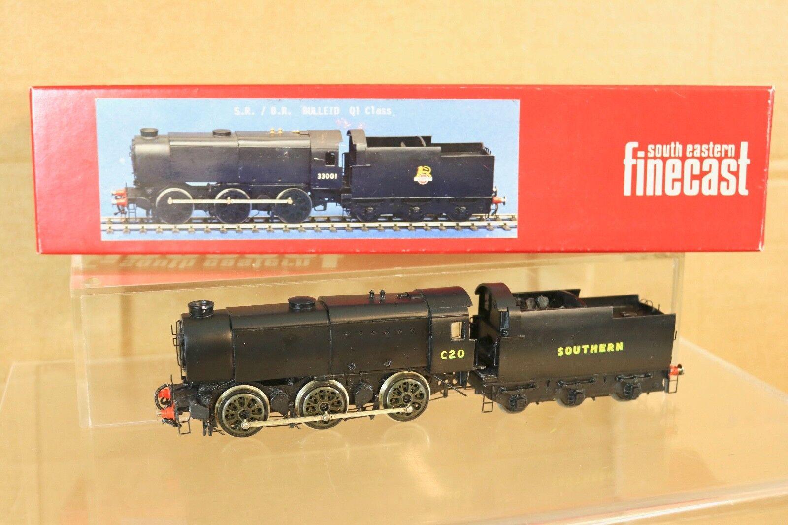 Süd Östlich Finecast Set Gebaut Southern Sr 0 6 0 Klasse Q1 Lokomotive C20