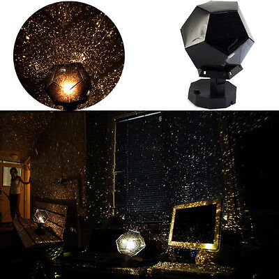 Fantastic Astrostar Astro Star Laser Projector Cosmos Night SKY Light DIY Lamp