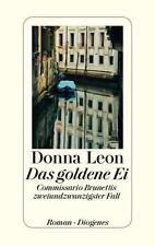 Leon, Donna - Das goldene Ei: Commissario Brunettis zweiundzwanzigster Fall