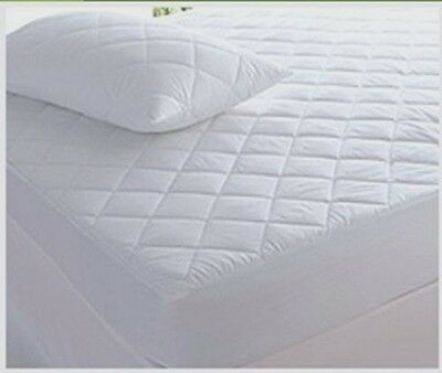 Quilted Mattress Protector Cover Single-double-king Other Bedding Pillow Cover Top Quality Mattress Pads & Feather Beds