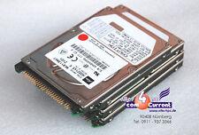 "6,4 gb 6,35cm 2,5"" HDD disco duro Toshiba mk8113mat top Hard Drive"