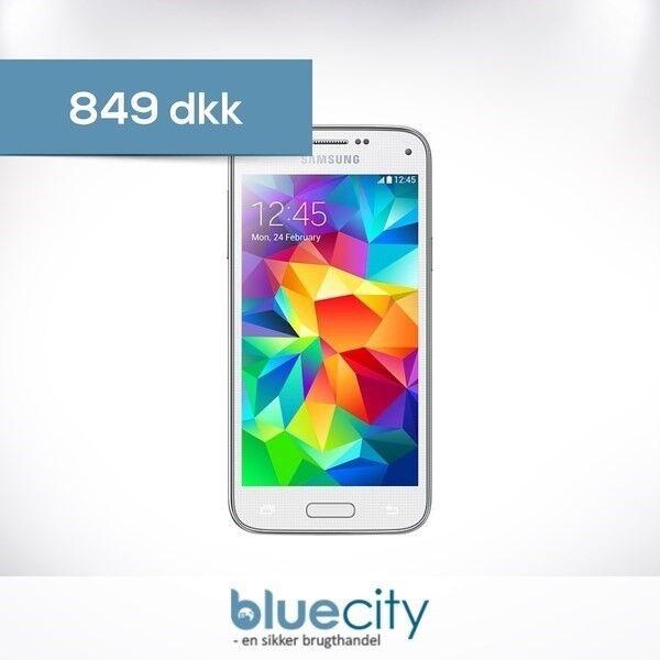 Samsung Samsung Galaxy S5 Mini 16GB Hvid, Samsung Galaxy S5