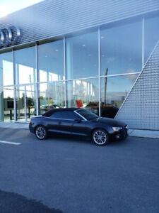 2014 Audi A5 cabriolet Technik