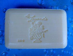 French-Savon-de-Bain-Bath-Soap-200g-Lavender-Honey-Scent-Triple-Milled