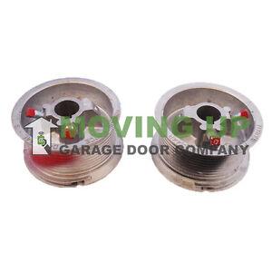 Garage Door Cable Drum Set 12 Max 400 12 Ebay