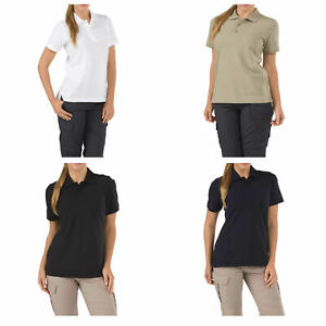 5-11-Tactical-Women-039-s-Professional-Polo-Short-Sleeve-Shirt-Style-61166-Size-S-XL